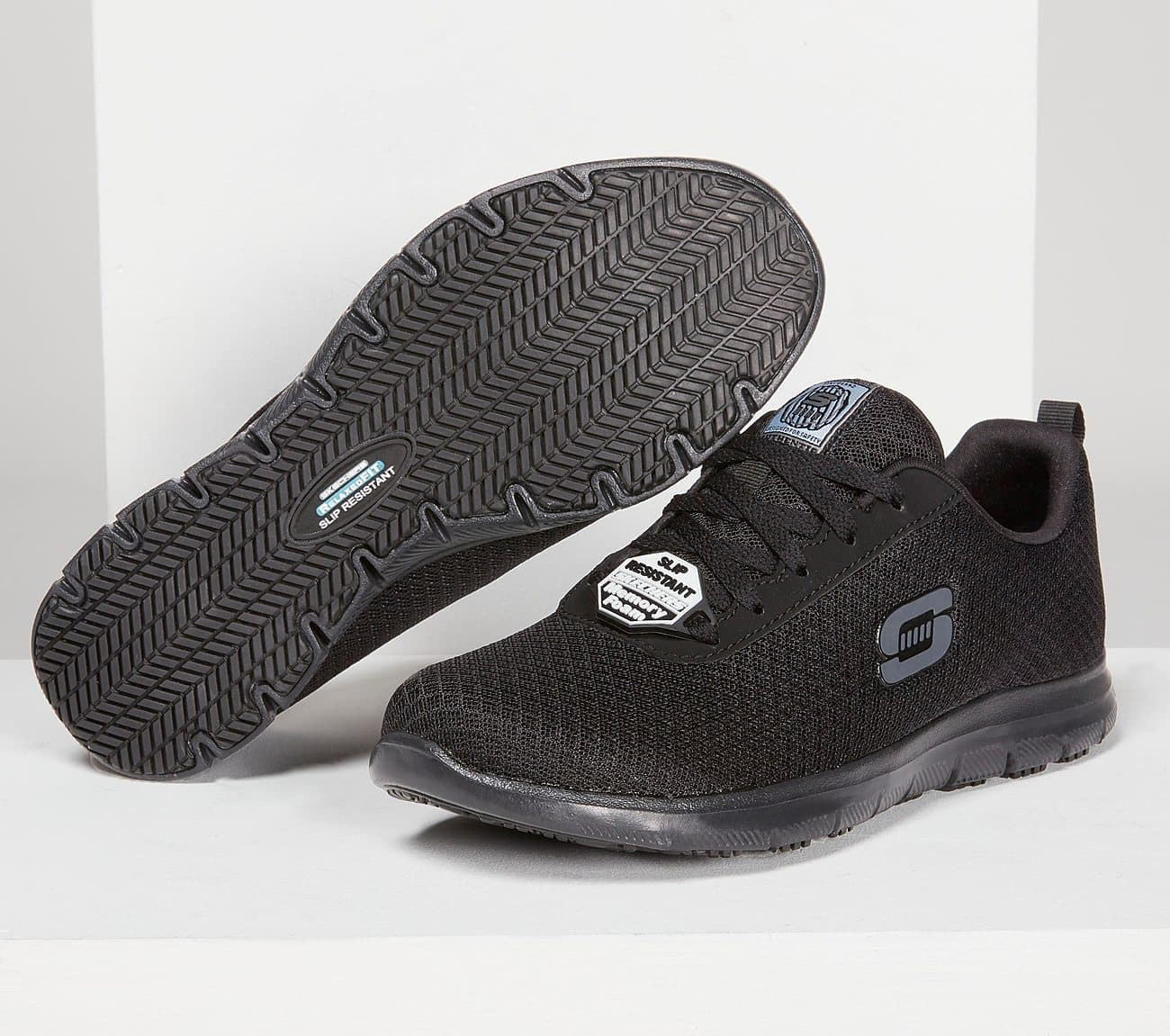 Skechers Work Relaxed Fit - Imagen 1